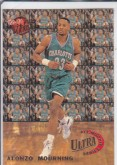 1992-93 Alonzo Mourning All Rookie Team