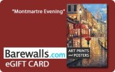 Barewalls.com eGift Card - $100