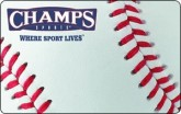 Champs Sports $50 Gift Card