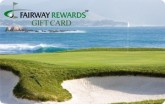 Fairway Rewards e-Gift Card - $100