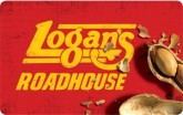 Logan's Roadhouse e-Gift Card - $25