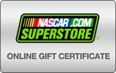 NASCAR.com Superstore eGift Card - $50