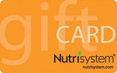 Nutrisystem eGift Card - $100