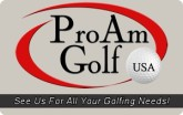 ProAm Golf $25 Gift Card