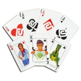 Swagbucks Playing Cards