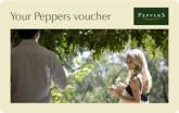 Peppers eGift Card - $50 AUD