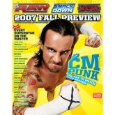 WWE 2007 Fall Preview Magazine
