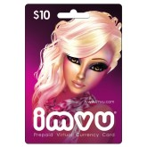 IMVU eGift Card - $10