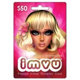 IMVU eGift Card - $50