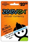 Zeevex eGift Card - $20