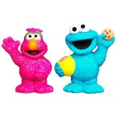 Playskool Sesame Street - Cookie Monstor & Telly