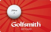 Golfsmith eGift Card - $10