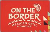 On The Border eGift Card - $50