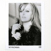 Wynonna 8 x 10 Photo (B&W)