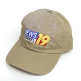 News Channel 19 News Tan Baseball Cap