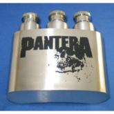 Pantera Flask/Belt Buckle