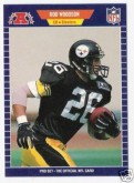 1989 Rod Woodson Pro Set Rookie Card