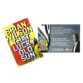 (Ltd Edition) Brian Wilson Collectible Promo Card