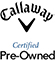 Callaway Golf Pre-Owned