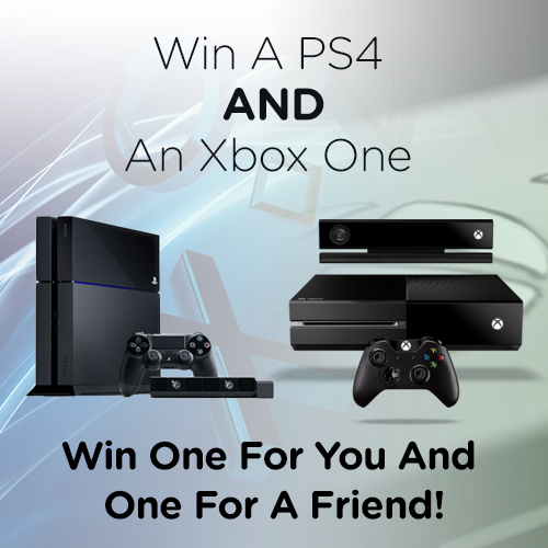Title: Win a a playstation 4 or xbox one at swagbucks Swagbucks