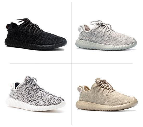 Adidas - Yeezy Boost 350 Shoes