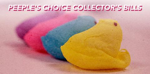 Peeple`s Choice Collector`s Bi...