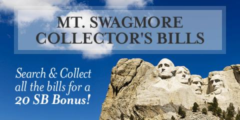 Mt. Swagmore Collector`s Bills...