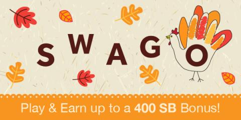 Swago Thanksgiving...