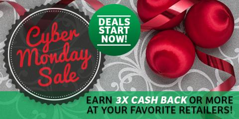 Cyber Monday deals with Swagbucks