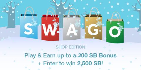 A new Swago board hits Swagbucks