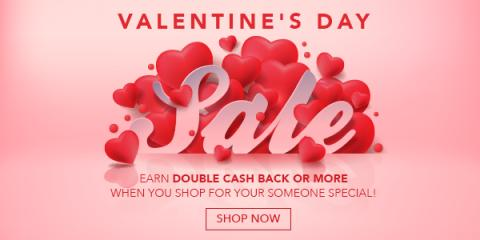 Valentine`s Day Shop Deals