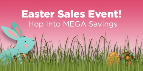 Spring Into Deals - Shopping..