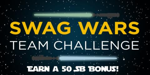 Swag Wars Team Challenge - US.