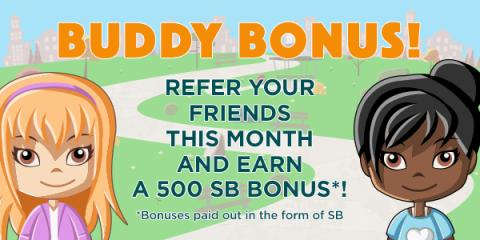 June Swagbucks promotion – earn 500SB