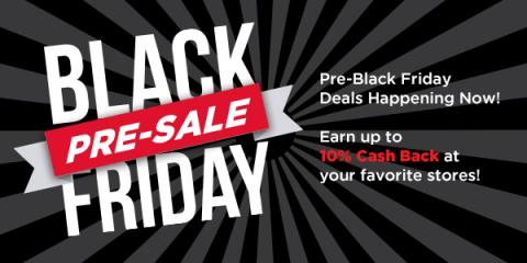 The Pre-Black Friday Holiday Sale USA (sponsored)