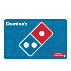 Domino's $25 Gift Card