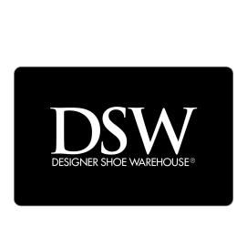 DSW $100 Gift Card