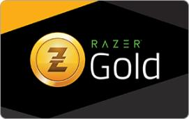 Razer Gold $50 Gift Card