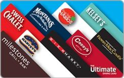The Ultimate Dining Card eGift Card - $50 CAD