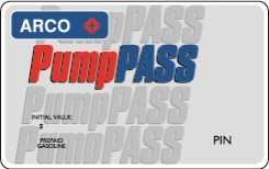 ARCO PumpPASS Gift Card  $100 Gift Card