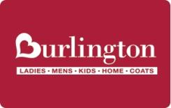 Burlington $100 Gift Card