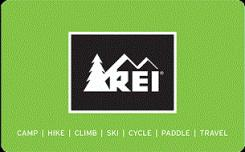 REI $10 Gift Card