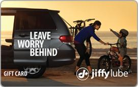 Jiffy Lube $25 Gift Card