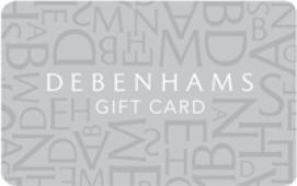 Debenhams eGift Card - 50 GBP