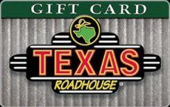Texas Roadhouse $10 Gift Card