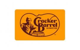Cracker Barrel Old Country Store $50 Gift Card