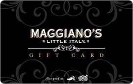 Maggiano's Little Italy $25 Gift Card