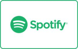 Spotify FR eGift Card - 10 EUR