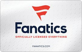 Fanatics e-Gift Card $50