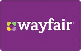 Wayfair $50 Gift Card